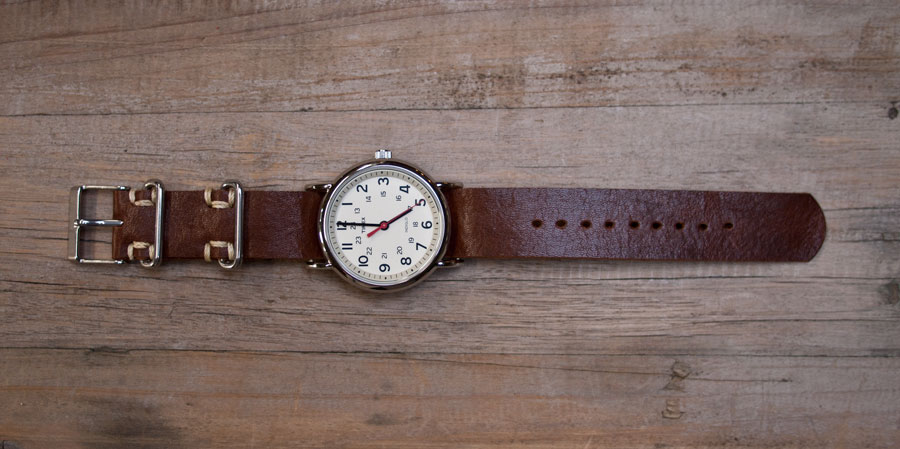 Уход за кожаным ремешком для часов - Уход за кожаными ремешками